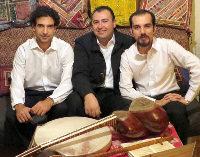 The Chicago Persian Music Ensemble - World Music Wednesday