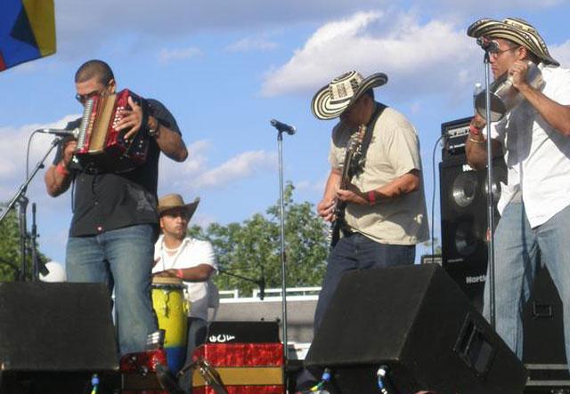 Juvenato Vallenato - Global Dance Party