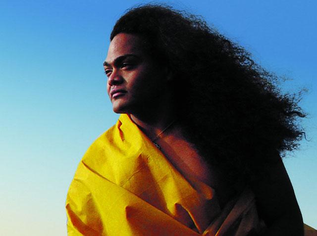 Kaumakaiwa Kanaka'ole - Part of Festival of Aloha