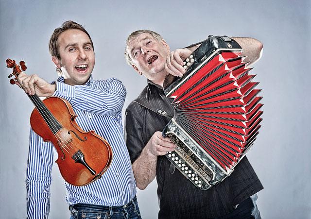 Seamus Begley & Oisin Mac Diarmada - World Music Wednesday