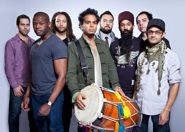 Red Baraat - World Music Wednesday