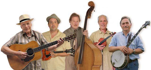 Blue Grass Boys Reunion featuring Tom Ewing, Bob Black & Mark Hembree
