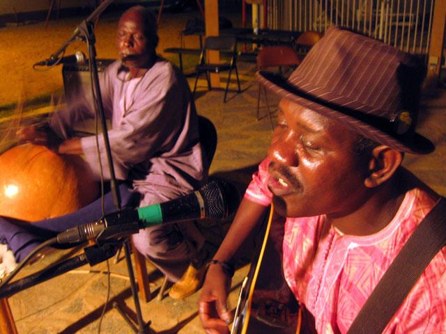 World Music Festival Chicago: Festival au Desert Caravan for Peace:  Mamadou Kelly