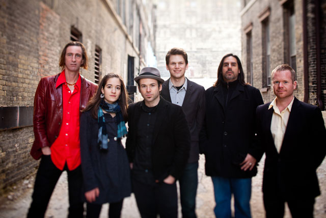 Mike Mangione & The Union with special guests Falldown