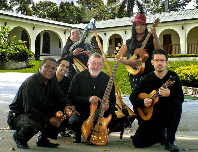 Arpa y Bandolas - World Music Wednesday