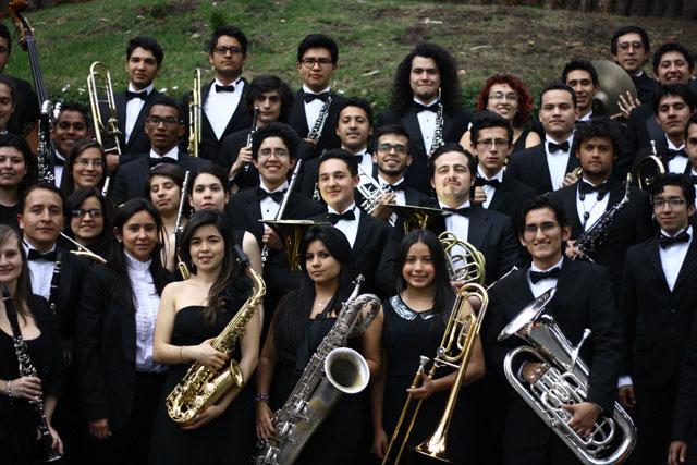 Banda de la Universidad Javeriana  de Colombia