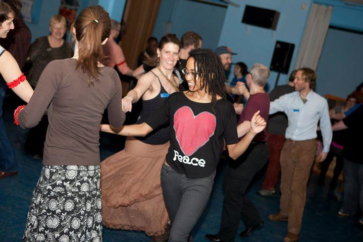 Queer Contra Dance Chicago