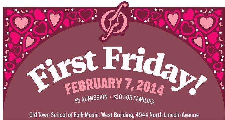 First Friday Dance Extravaganza