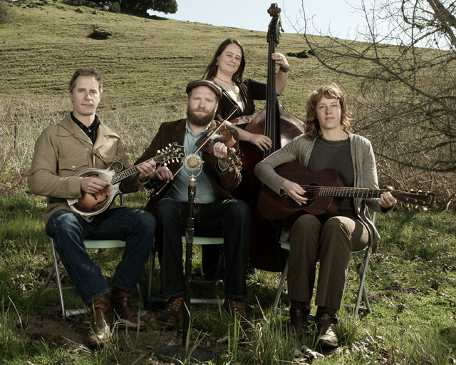 Foghorn Stringband and Mike + Ruthy