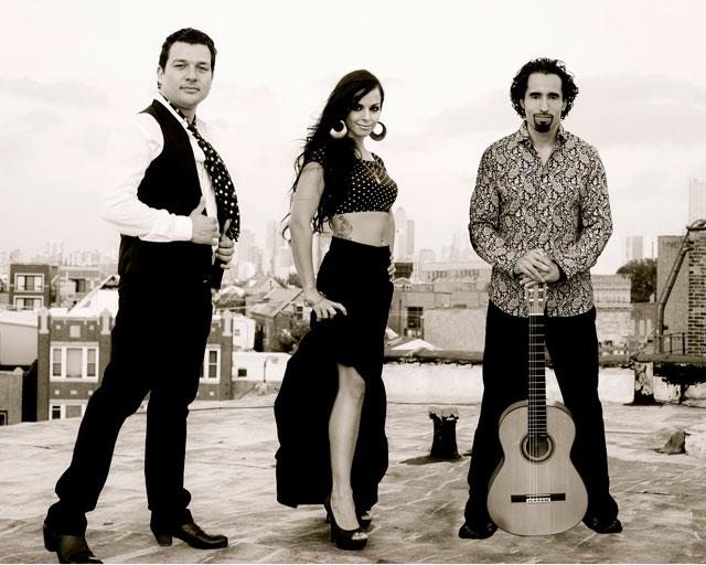"""El Payo y La Tiranta  """"Noche Flamenca"""""""
