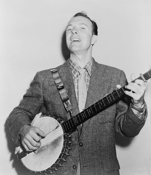 Pete Seeger Spin Night