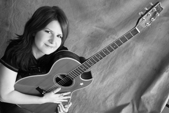 Songwriting and Guitar Intensive Workshop for Women with October Crifasi