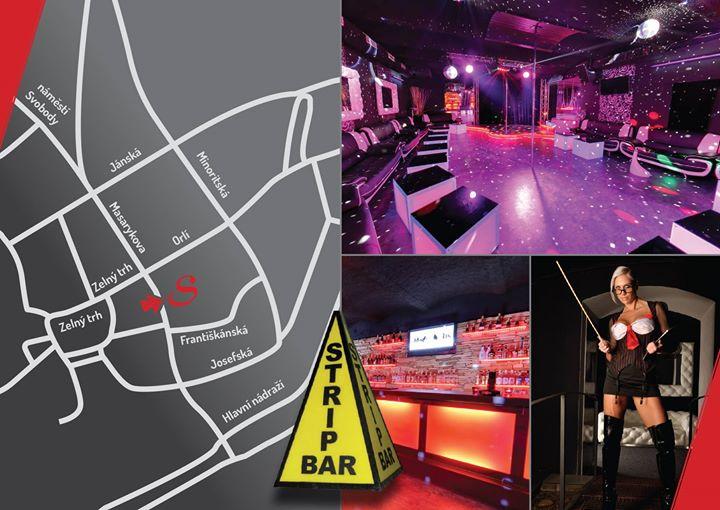 Club Siluette Strip Bar Brno